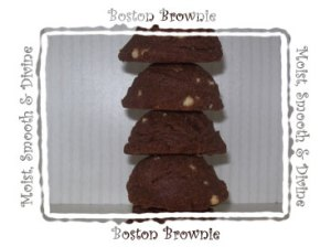 Boston Brownie Cookie