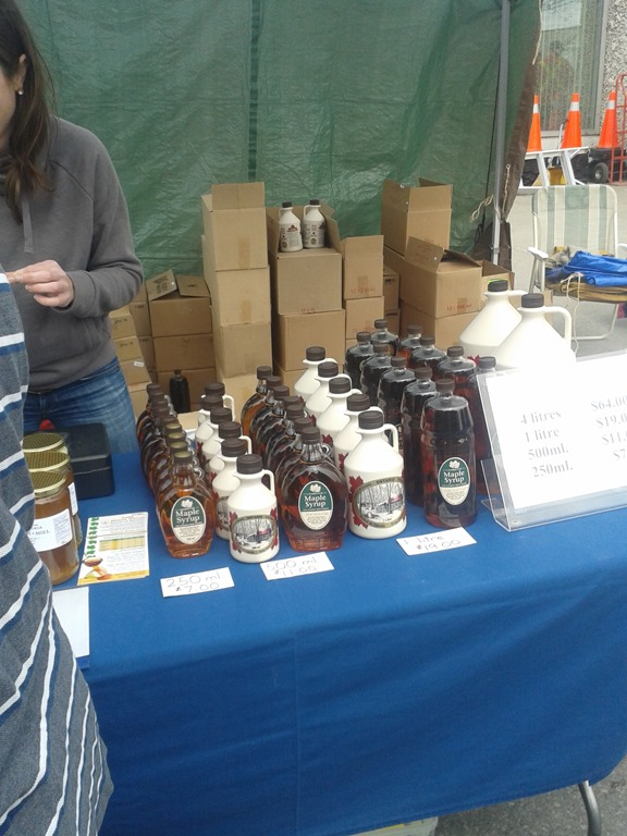 MOORES MAPLE SYRUP